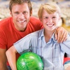 Up to 60% Off Bowling Outing for Three or Six