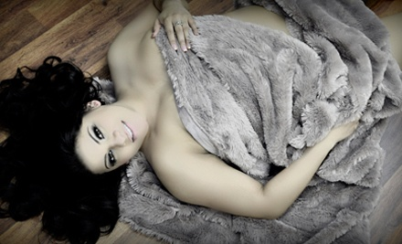 90-Minute Boudoir Photo Shoot (a $410 value) - The Enchantress Boudoir in