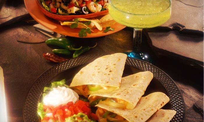 Cinco de Mayo Amigos Cantina  - Sylvania: Mexican Dinner Fare at Cinco de Mayo Amigos Cantina (Half Off). Two Options Available.
