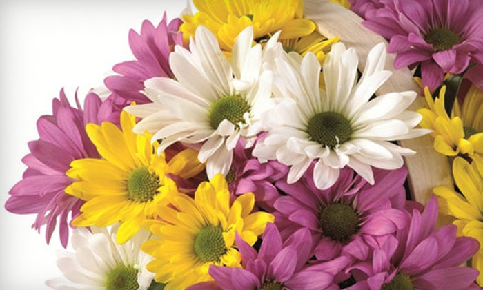 Phoenix Flower Shops: $12 for $25 Worth of Fresh Flowers and Plants from Phoenix Flower Shops