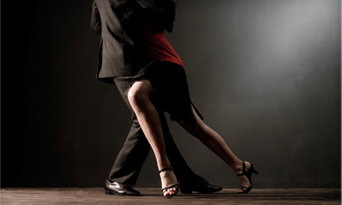Tango Fusion and Swing It! - Victoria: Five Weeks of Classes for One or Two, or Five Private Lessons for Two at Tango Fusion and Swing It! (Up to 75% Off)