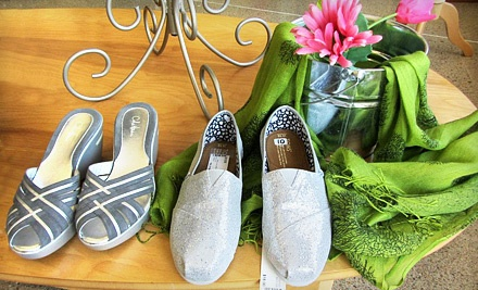 $20 Groupon to omt! divine women's resale - omt! divine women's resale in Lincoln