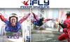 51% Off Indoor Skydiving