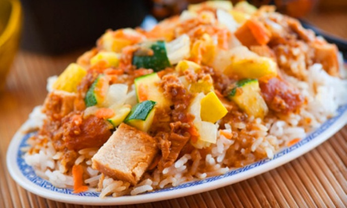 Teriyaki - Paradise: $12 for $25 Worth of Japanese and Chinese Fare at Teriyaki