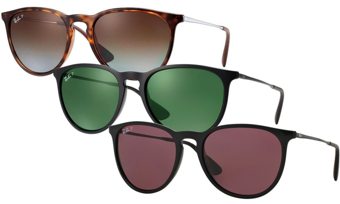 7e1e5b90ac Ray-Ban Women s Erika Polarized and Non-Polarized Sunglasses