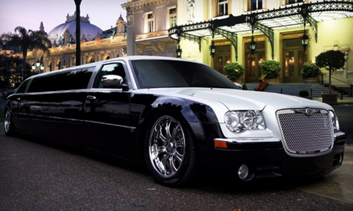 SLS Savannah Limousine - Wilmington Island: $110 for Two Hours of Limo Service from SLS Savannah Limousine ($221 Value)