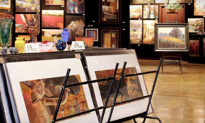 Art Source & Design - Westbrooke Village Shopping Center: $50 for $125 Worth of Custom Framing or Art at Art Source & Design in Shawnee