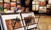 60% Off Custom Framing and Art in Shawnee