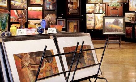 $125 Groupon to Art Source & Design - Art Source & Design in Shawnee Mission