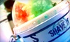 Shave It - Multiple Locations: $4 for $8 Worth of Shaved Ice at Shave It
