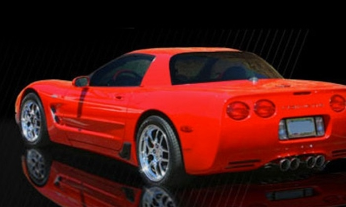 Surfs Up Detail - Harrisburg / Lancaster: $30 for a Day at the Beach Wash and Wax from Surfs Up Detail ($65 Value)