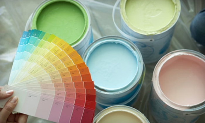 Pipeline Group - Barrie: $85 for Painting for One Room from Pipeline Group ($240 Value)