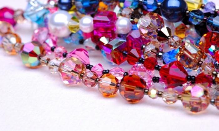 Stony Creek Bead - Ypsilanti: $20 for Jewelry-Making Class Plus Materials at Stony Creek Bead ($40 Value)