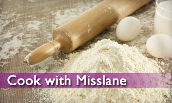 Cook with Misslane - Stardust Skies Park: $29 for Two Kids' Cooking Classes at Cook with Misslane