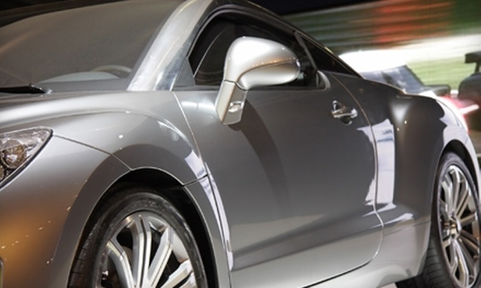 Pro-Tec - East Broad: $79 for a Car Exterior-Plus Detail Package at Pro-Tec