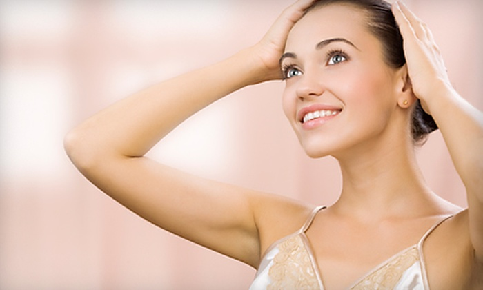 North Creek Medicine - Martha Lake: Six Laser Hair-Removal Treatments for a Small, Medium, or Large Area at North Creek Medicine in Everett