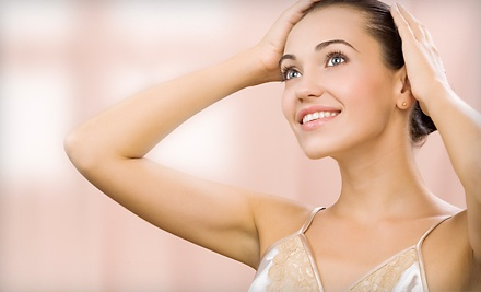 6 Laser Hair-Removal Treatments on 1 Small Area (up to a $975 value) - North Creek Medicine in Everett