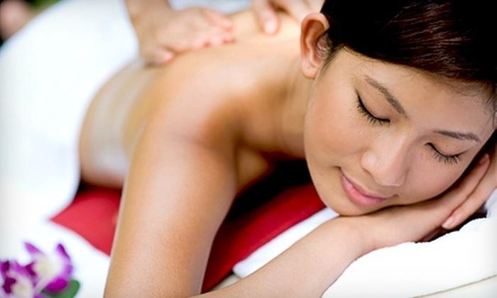 Isabella - Santa Barbara: $49 for a 60-Minute Massage at Isabella ($99 Value)