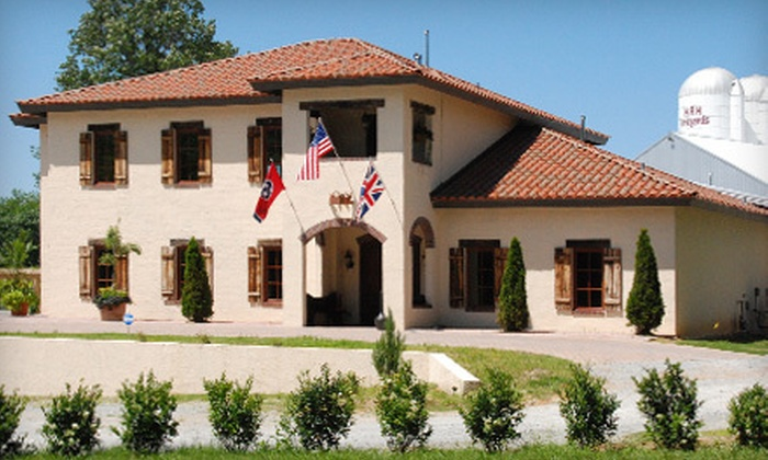 Crown Winery - 4: $37 for a Winery Experience with Tasting and Tour for Two at Crown Winery in Humboldt ($75 Value)