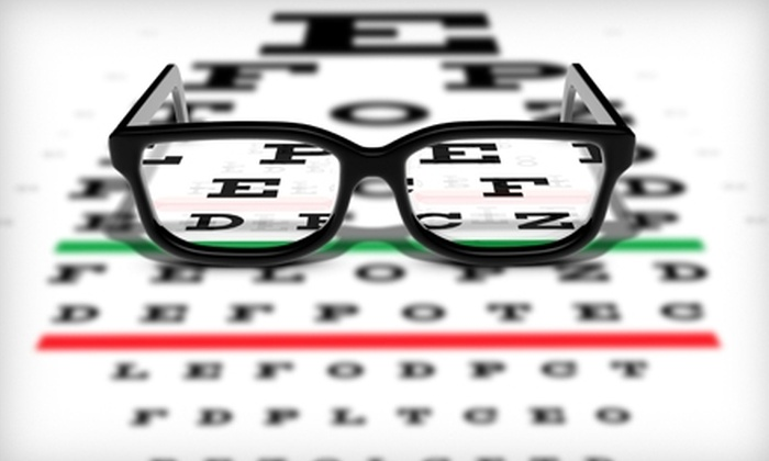 Innovative Eyecare - West Oak Hill: $100 for Eye Exam and $101 Toward Glasses or Contacts at Innovative Eyecare