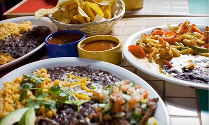 Tequila Sea Cantina - Multiple Locations: $20 for $40 Worth of Mexican Fare at Tequila Sea Cantina