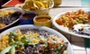 Tequila Restaurante - Multiple Locations: $20 for $40 Worth of Mexican Fare at Tequila Sea Cantina