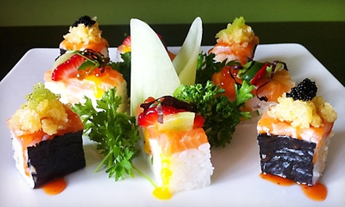 Basho Japanese Brasserie - Fenway/Kenmore: $20 for $40 Worth of Japanese Cuisine and Sushi at Basho Japanese Brasserie
