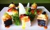Basho Japanese Brasserie - Fenway/Kenmore: $20 for $40 Worth of Japanese Cuisine and Sushi at Basho Japanese Brasserie
