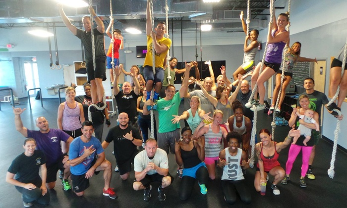 Primal Fitness Boynton Beach - Quantum Park at Boynton Beach: Four Weeks of Membership and Unlimited Fitness Classes at Primal Fitness Boynton Beach (75% Off)