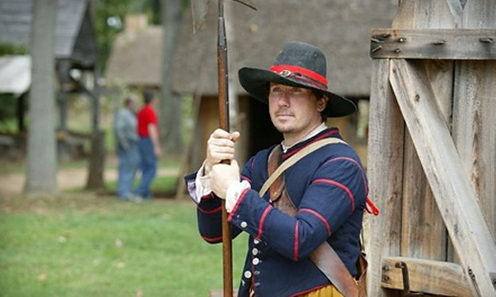 Henricus Historical Park - Bermuda: $25 for a 400th Commemoration All-Access Pass to Henricus Historical Park in Chester ($50 Value)