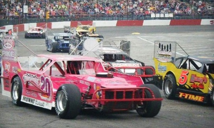 Bryant Heating & Cooling Systems Indianapolis Speedrome - Warren: $22 for Four Tickets to Opening Night on April 2 at Indianapolis Speedrome (Up to $44 Value)