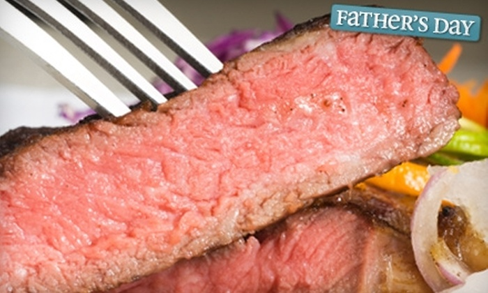 Ybarra Steaks - Near North Side: $139 for a Chicken or Pork Feast from Ybarra Steaks (Up to $279 Value)
