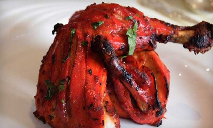 Shalimar Tandoor Grill and Bar - Terry Sanford: $10 for $20 Worth of Indian Cuisine at Shalimar Tandoor Grill and Bar