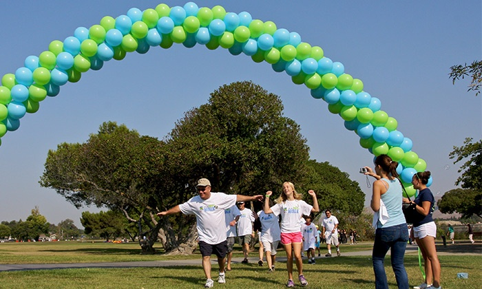 California Transplant Donor Network: Donate Life Run/Walk 5K for One or Two People from California Transplant Donor Network (Up to 51% Off)
