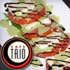 Half Off Eclectic Fare at Café Trio