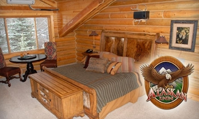 Alaskan Inn - Ogden Valley: $99 for a One-Night Weekend Stay at the Alaskan Inn in Ogden (Up to a $195 Value)