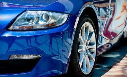 Car-Detail4u: The Brutus Buff Exterior Auto Detailing Package - Car-Detail4u in