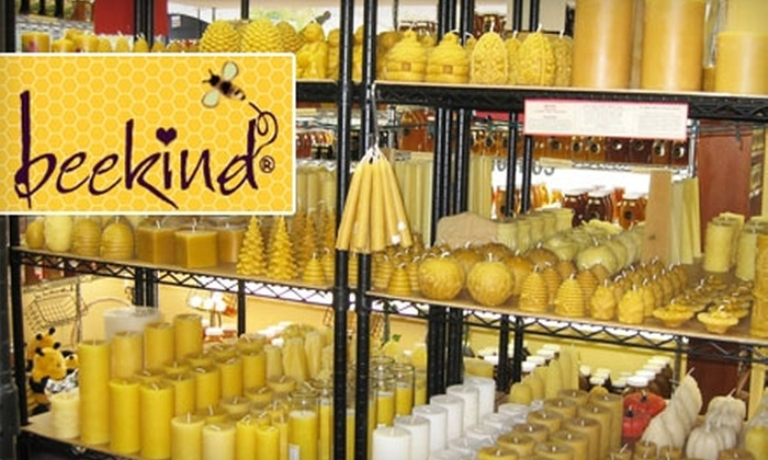 beekind - Sebastopol: $8 for $16 Worth of Honey, Candles, and Gifts at the beekind Honey Store