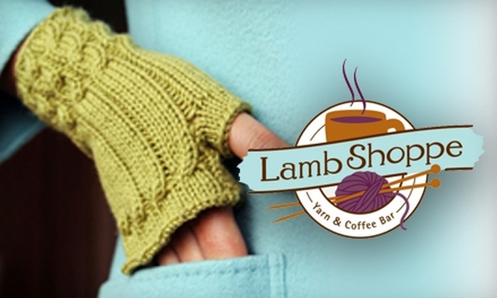 "LambShoppe - Congress Park: $65 for ""Learner's Permit to Knit"" and Supplies at LambShoppe"