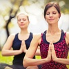 Up to 67% Off Outdoor Yoga or Boot-Camp Classes