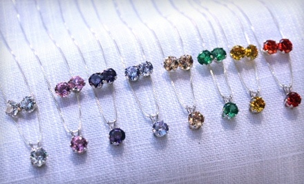 Swarovski-Crystal Necklace (a $60 value) - Best Wishes and Co. in