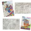 Adult Coloring Book Bundle (2-Pack)