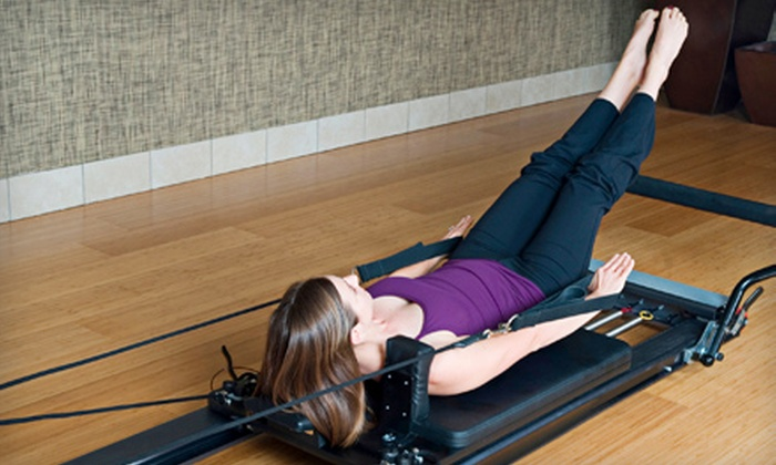Pilates Chattanooga - Downtown Chattanooga: $55 for an Intro to Pilates Package at Pilates Chattanooga (Up to $135 Value)