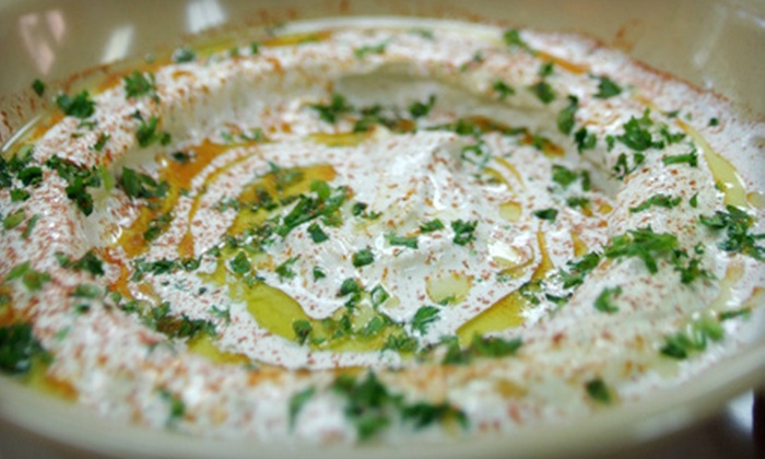 Amba - Montclair Business: Middle-Eastern Fare or Catering at Amba in Oakland