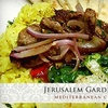 Up to $10 for Fare at Jerusalem Garden