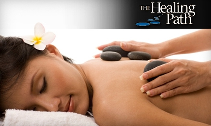 The Healing Path - Federal Hill-Montgomery: $49 for 60-Minute Hot-Stone Massage with Aromatherapy and Lavender Wrap at The Healing Path ($120 Value)