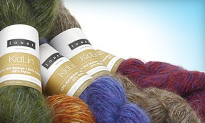 Tempe Yarn & Fiber - Tempe: $17 for Three-Hour Learn to Knit Workshop at Tempe Yarn & Fiber ($35 Value)