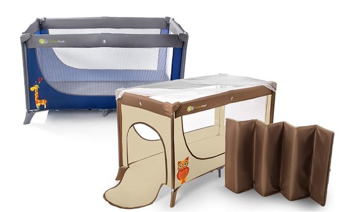 lit parapluie kinderkraft joy groupon. Black Bedroom Furniture Sets. Home Design Ideas