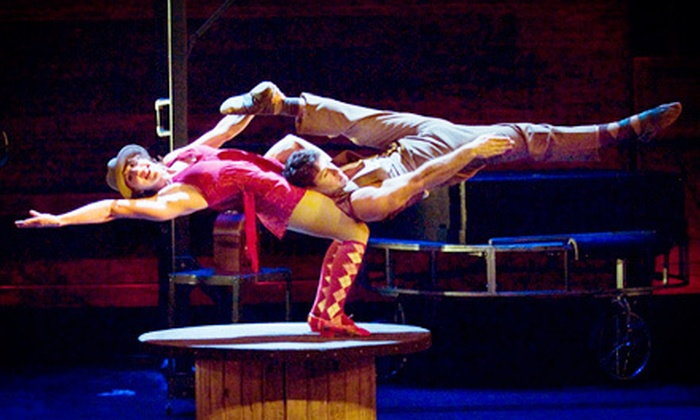 Cirque Mechanics' Birdhouse Factory - Downtown Columbus: $15 to See Cirque Mechanics' Birdhouse Factory at the Ohio Theatre on Saturday, October 20 (Up to $42.20 Value)