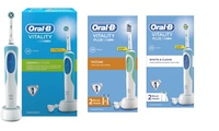 Oral-B Vitality Electric Toothbrush for €24.99 with Optional Adaptor Plug for €26.99 With Free Delivery (Up to 56% Off)